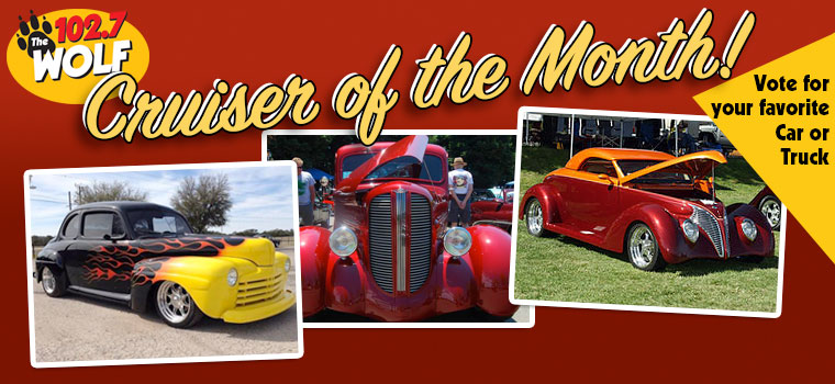 WOLF Cruiser of the Month