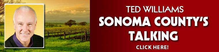 Sonoma County's Talking with Ted Williams